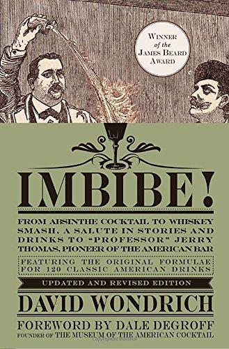 Book: Imbibe