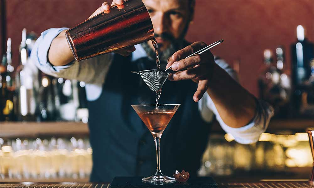 Cocktail making techniques