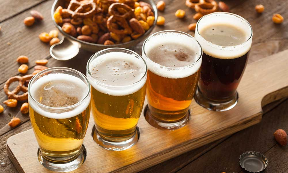 The Different Types Of Beer A Bartender S Guide Crafty