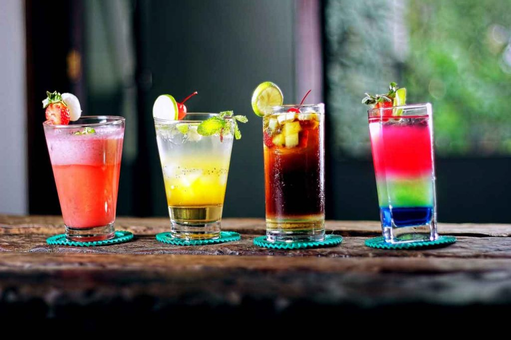 Popular mocktail recipes