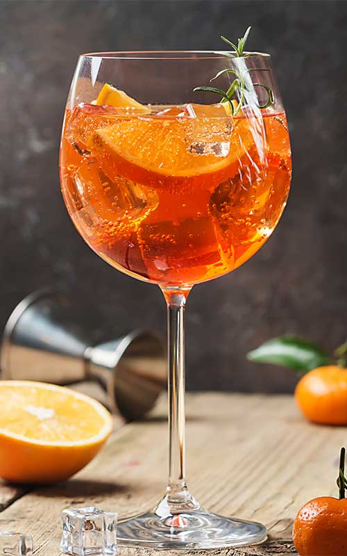 how to make an aperol spritz cocktail