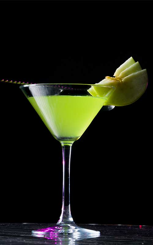 How to make an Apple Martini Cocktail