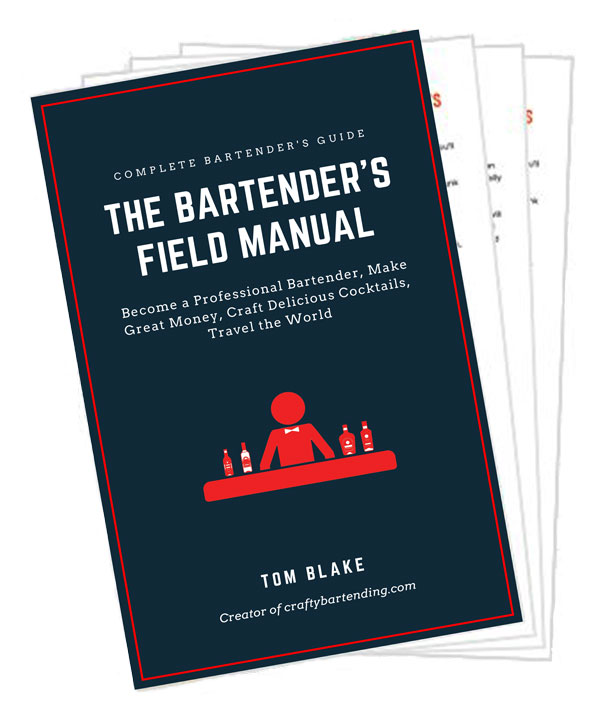 The Bartender's Field Manual 5