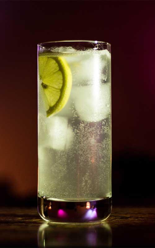 Cómo hacer un cóctel de Gin Fizz