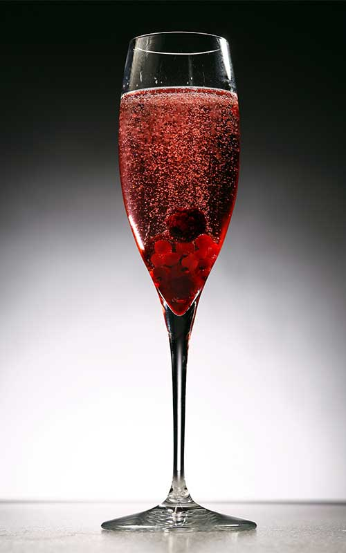 How to make a Kir Royale Cocktail