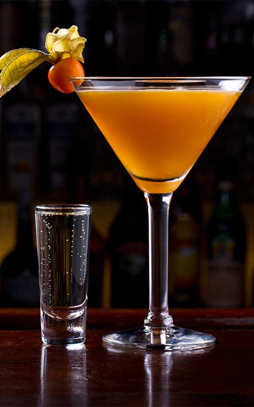 How to Make a Millionaire Cocktail