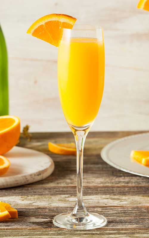How to Make a Mimosa Cocktail