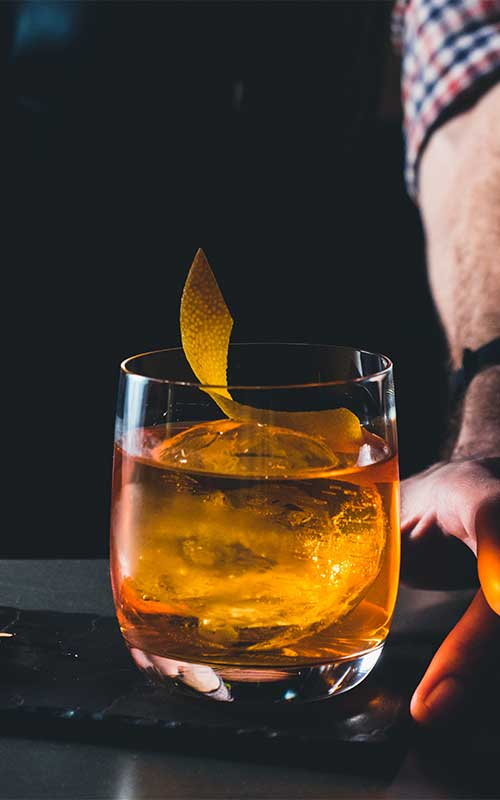 How To Make An Old Fashioned Cocktail Crafty Bartending