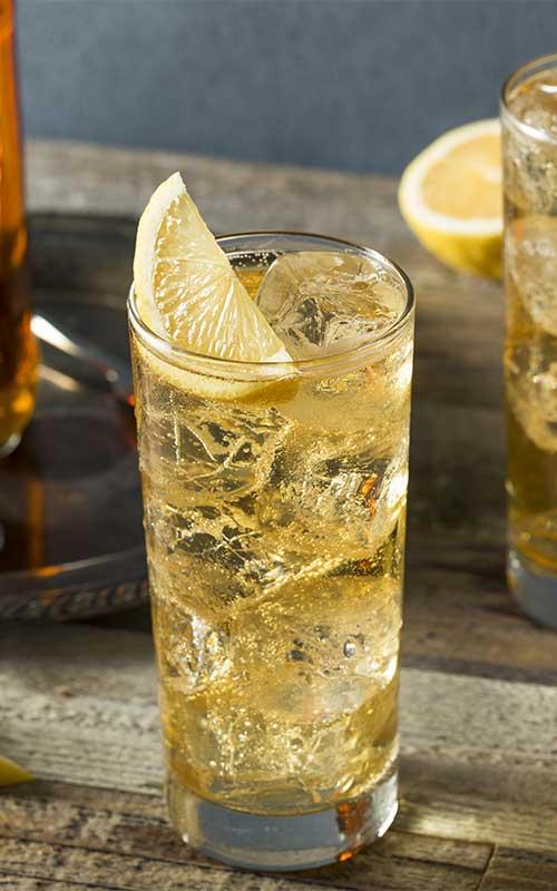 How to Make a Presbyterian Cocktail