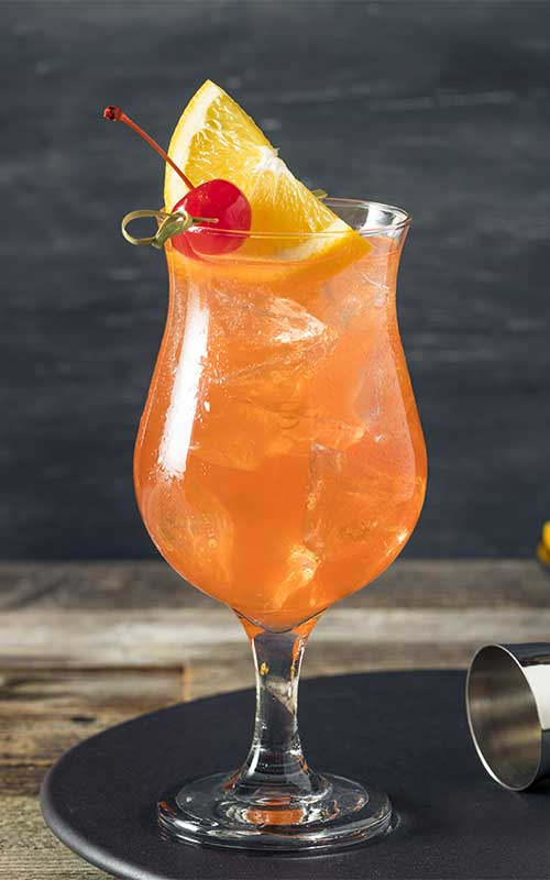 How to make a Singapore Sling Cocktail