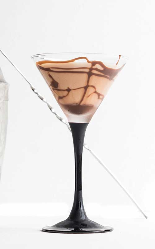 How to make a Toblerone Cocktail