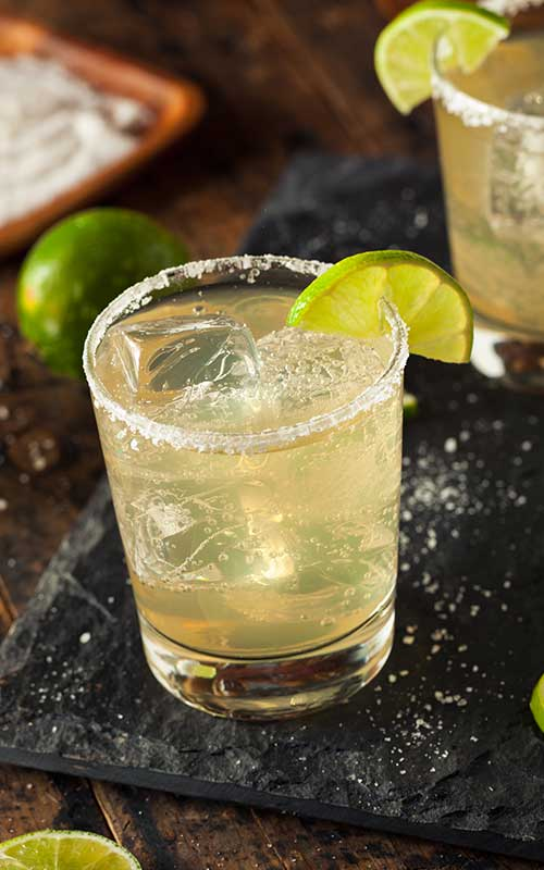 Comment préparer un cocktail de Margarita Tommy's