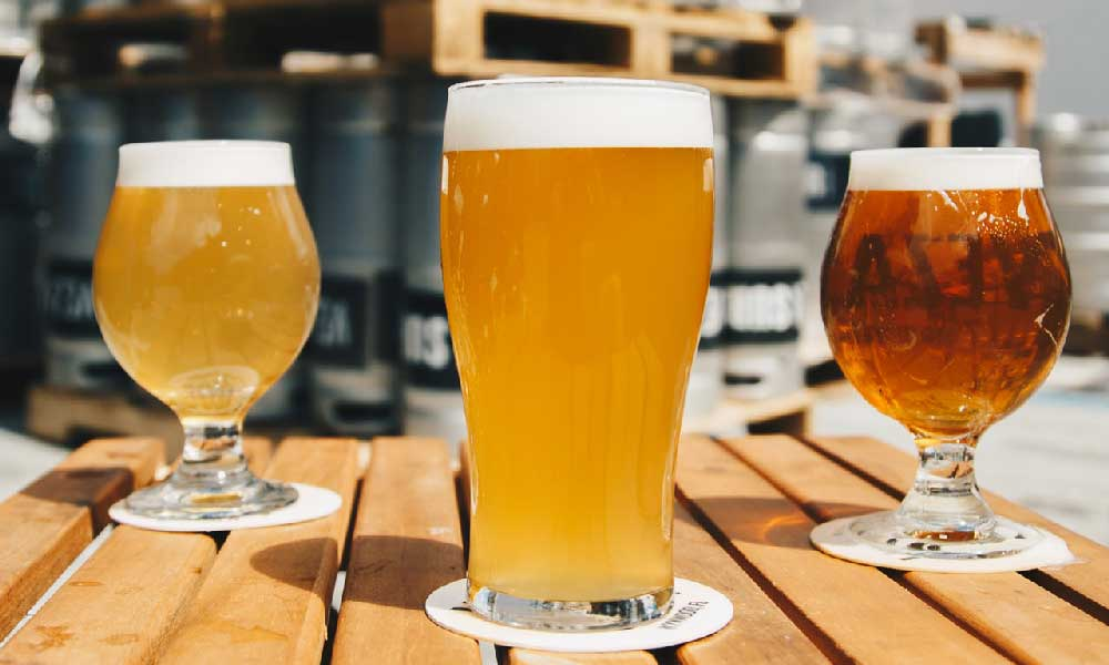 Beer making basics home brewing ingredients and equipment