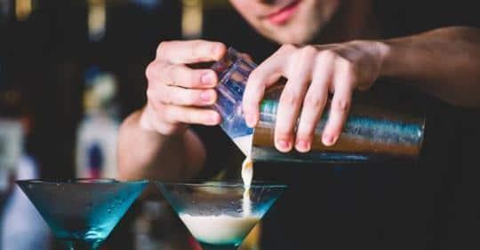 Image du cours de maîtrise du barman